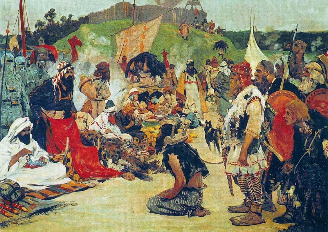 Как развивалась система налогообложения в древние времена