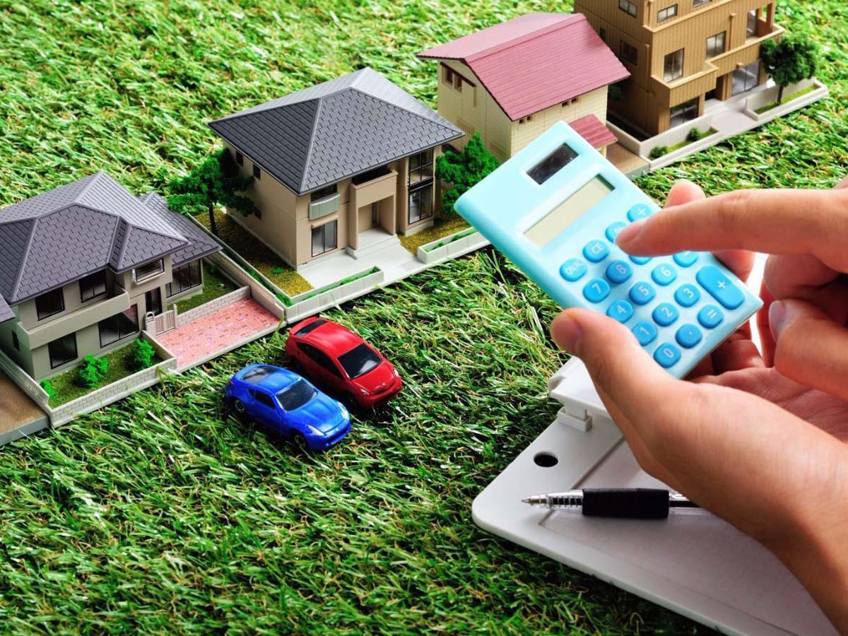 Земельный и жилищный налог во Франции
